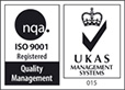 NQA UKAS Quality Certificate